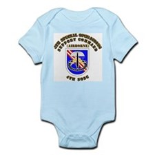 SOF - 4th SOSC Infant Bodysuit