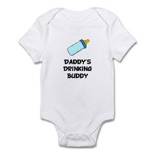 Drinking Buddy Infant Bodysuit