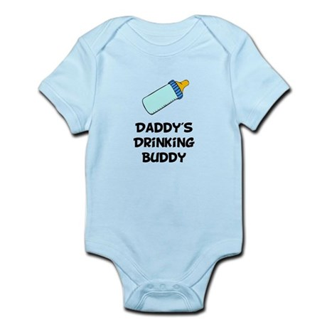 Drinking Buddy Infant Bodysuit