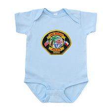 San Benito Police Infant Bodysuit