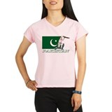 Pakistani Cricket Player Performance Dry T-Shirt