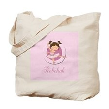 Cute Ballerina Ballet Gifts Tote Bag