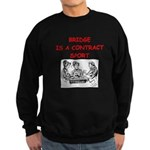 Duplicate bridge Sweatshirt (dark)