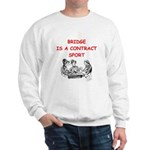 Duplicate bridge Sweatshirt