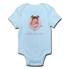 Cute Ballerina Ballet Gifts Infant Bodysuit