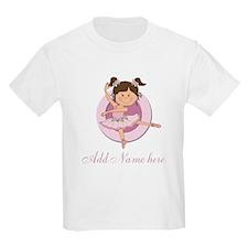 Cute Ballerina Ballet Gifts T-Shirt