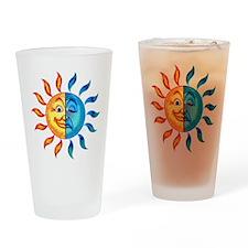 BiPolar Solar Drinking Glass