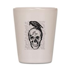 Raven Poe Shot Glass