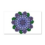 Lotus Star Car Magnet 20 x 12
