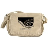 personalized mixed musical no Messenger Bag