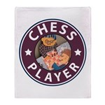 Chess Throw Blanket