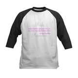 Jane Austen Pride Quotes Kids Tee