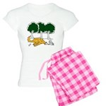 Chasing Squirrel Women's Light Pajamas