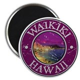 Waikiki, Hawaii Magnet