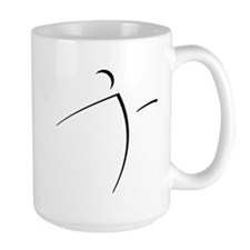 Nano Disc Golf SHADOW Logo Mug