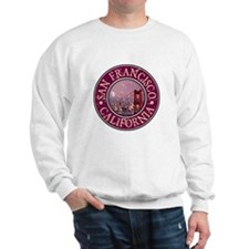 San Francisco, California Sweatshirt