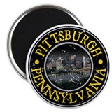Pittsburgh, Pennsylvania Magnet