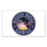 North Shore, Hawaii Decal