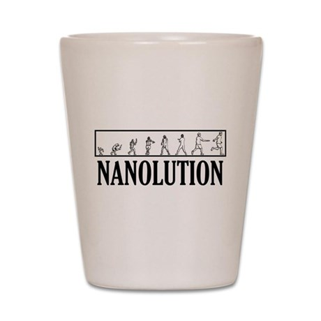 Nanolution Shot Glass