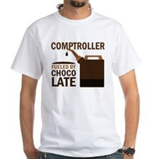 Comptroller Chocoholic Gift Shirt