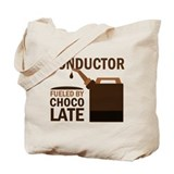 Conductor Chocoholic Gift Tote Bag