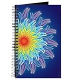 Flower of the Seven Chakras Journal
