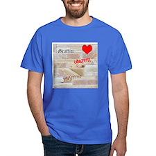 Graffiti Sandstone-SW T-Shirt