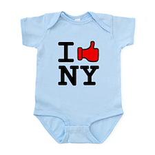 I Like NY Infant Bodysuit
