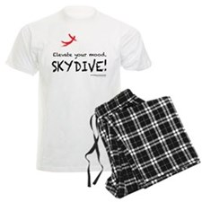 Elevate Your Mood Skydiver pajamas