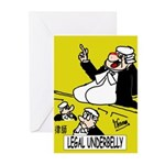 Prosecution Team's Greeting Cards (Pk of 10)