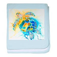 More Sea Turtles baby blanket