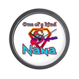 S NANA Wall Clock