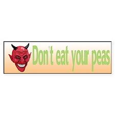 Unique Devil's garden Bumper Sticker