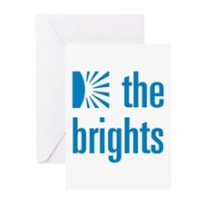 Square Logo Greeting Cards (Pk of 10)