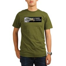 """Support Our Troops"" T-Shirt"