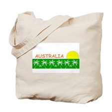 Cool Australia vacation Tote Bag