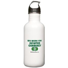 Will Work Inflation Water Bottle