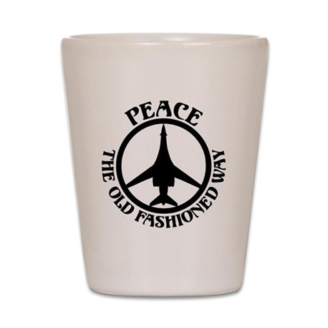 PTOFW B-1s Shot Glass