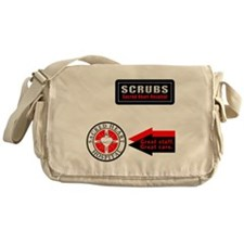 Scrubs Sacred Heart Messenger Bag