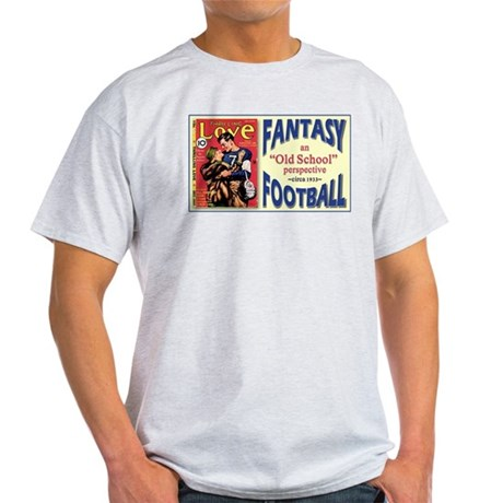 Old School Fantasy Football Light T-Shirt