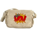 Mighty Mom Messenger Bag