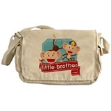 Little Brother Monkey Messenger Bag
