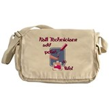 Nail Technicians Messenger Bag