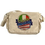 Italian American Messenger Bag