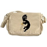Kokopelli Trombone Messenger Bag