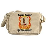 Faith Based Counselor Messenger Bag