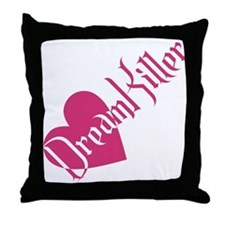 Cute Studio killers Throw Pillow