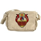 Funny Iraq Messenger Bag