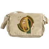 Euphonium Deco Messenger Bag
