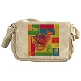 Euphonium Colorblocks - Messenger Bag